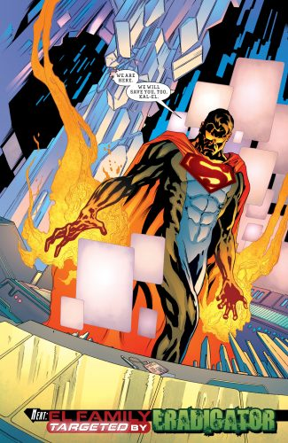 Superman #2 DC Comics Rebirth spoilers 2