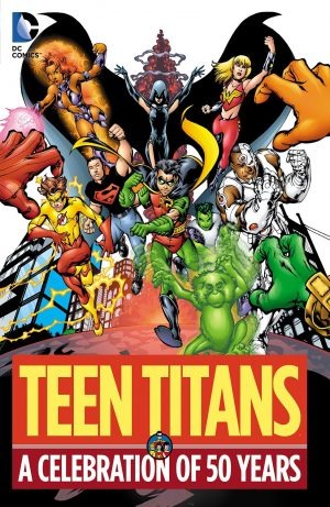Teen Titans A Collection of 50 Years