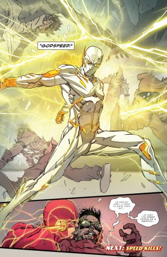 The Flash #3 Spoilers DC Comics Rebirth #5