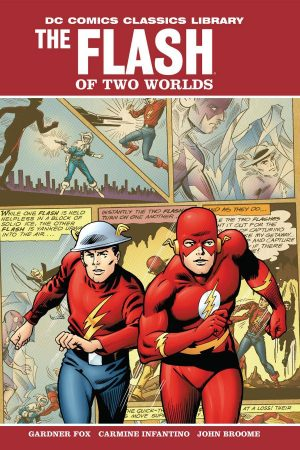 The Flash of Two Worlds tpb