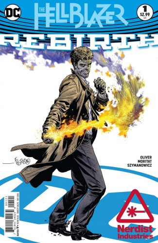 The Hellblazer Rebirth #1 spoilers preview 2