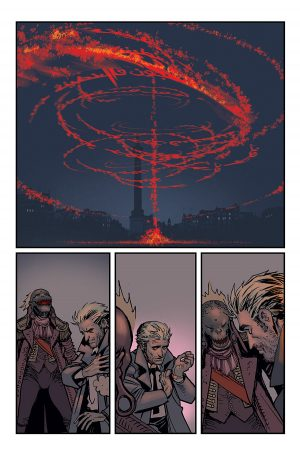 The Hellblazer Rebirth #1 spoilers preview D