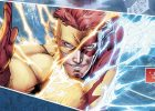 Titans #1 banner Wally West from Kid Flash to The Flash