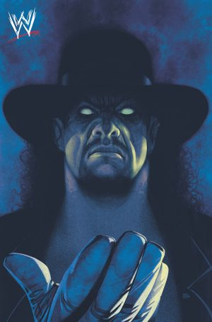 WWE SDCC Boom Studios The Undertaker