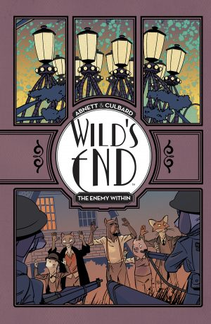 Wilds End The Enemy Within TPB