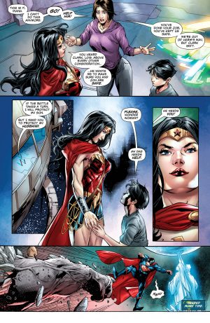 Action Comics #962 DC Comics Rebirth spoilers 3