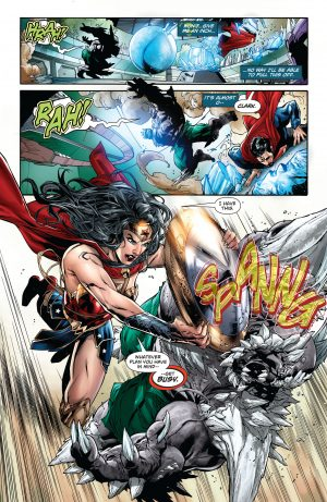 Action Comics #962 DC Comics Rebirth spoilers 4