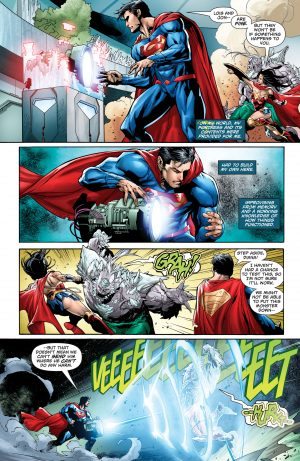 Action Comics #962 DC Comics Rebirth spoilers 5