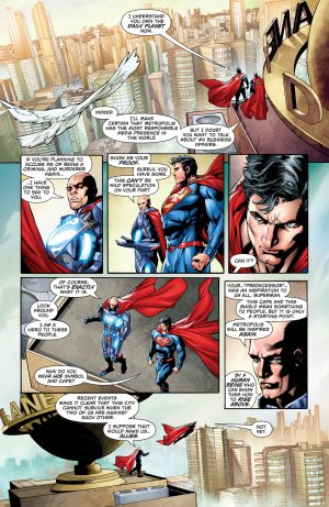 Action Comics #962 DC Comics Rebirth spoilers 7