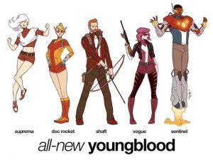 All-New Youngblood 1