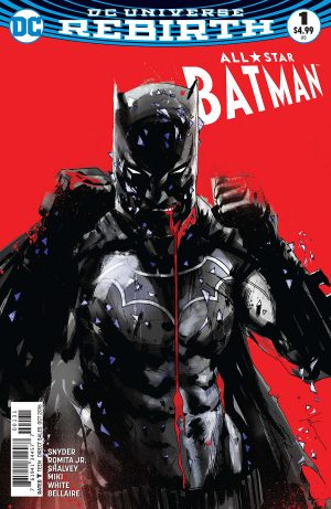 All-Star Batman #1 DC Comics Rebirth spoilers preview 2