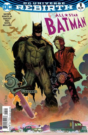 All-Star Batman #1 DC Comics Rebirth spoilers preview 4