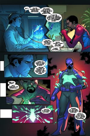 Amazing Spider-Man #17 spoilers preview 4