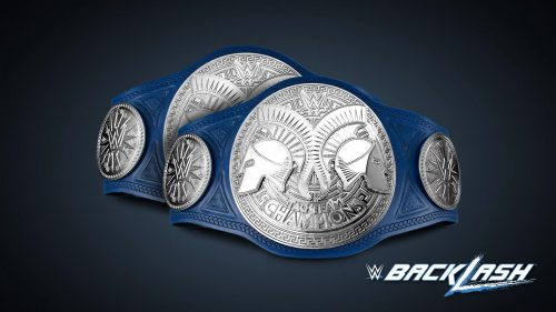 Backlash 2016 Smackdown torurnament for the Smackdown Tag Team Championship