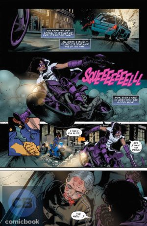 Batgirl and the Birds of Prey #1 DC Comics Rebirth spoilers preview 7