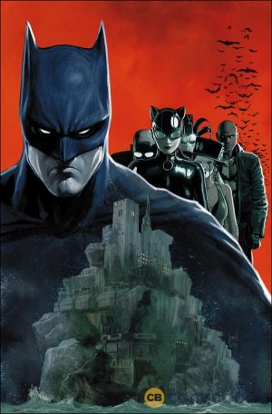 Batman #10 Suicide Squad spoilers DC Comics November 2016 solicitations