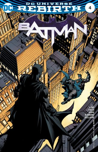 Batman #4 DC Comics rebirth spoilers 1