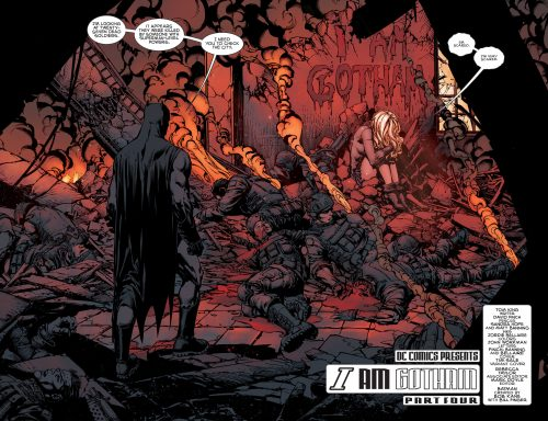 Batman #4 DC Comics rebirth spoilers 3