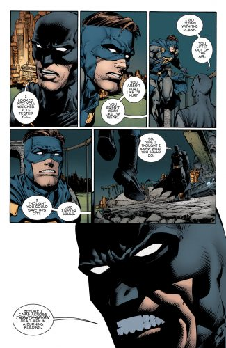 Batman #4 DC Comics rebirth spoilers 4