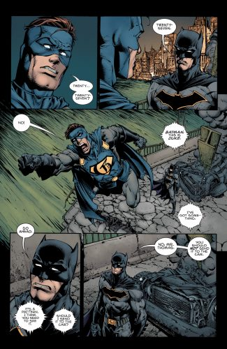 Batman #4 DC Comics rebirth spoilers 5