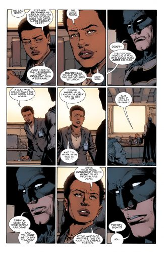 Batman #4 DC Comics rebirth spoilers 8