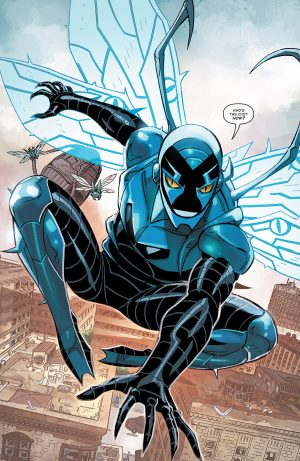 Blue Beetle Rebirth #1 spoilers preview 6