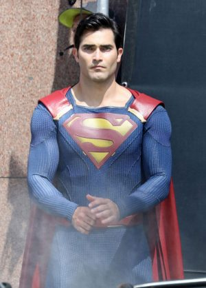 CW Supergirl  with Superman 2