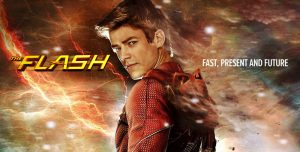 CW The Flash Season 3 poster art banner