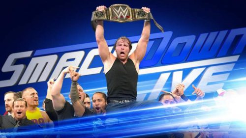 Dean Ambrose the face of WWE Smackdown Live