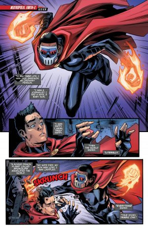 Earth 2 Society Annual #1 DC Comics preview #2