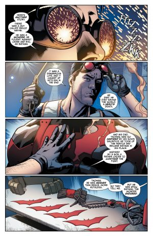 Earth 2 Society Annual #1 DC Comics preview #3
