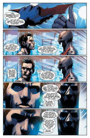 Earth 2 Society Annual #1 DC Comics preview #4