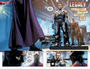 Earth 2 Society Annual #1 DC Comics preview #5