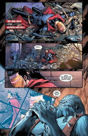 Earth 2 Society Annual #1 DC Comics preview #7