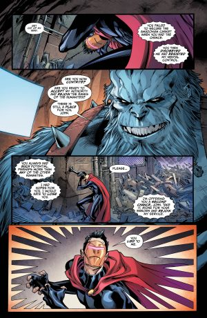 Earth 2 Society Annual #1 DC Comics preview #8