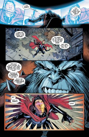 Earth 2 Society Annual #1 DC Comics preview #9