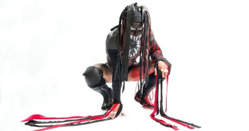 Finn Balor Demon King WWE banner