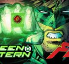 Green Lantern and The Flash DC banner dos
