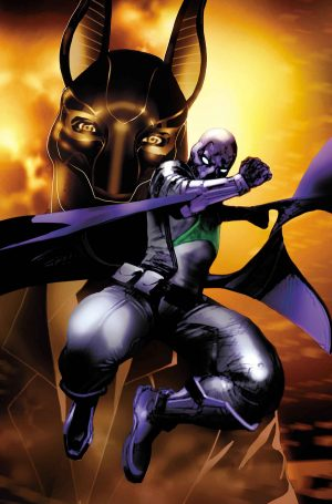 Hobie Brown the Prowler Agent of The Jackal in Amazing Spider-Man Clone Conspiracy Dead No More 1