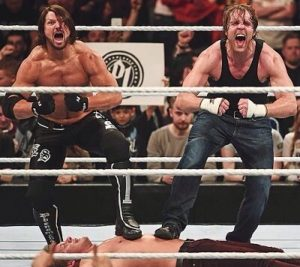 Is Dean Ambrose Vs AJ Styles Next