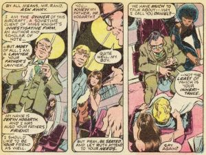 Jeryn Hogarth in Marvel Comics