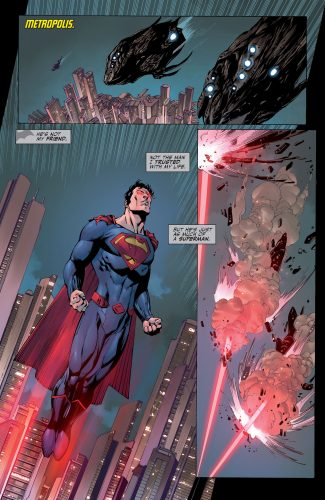 Justice League #2 DC Comics Rebirth spoilers 4