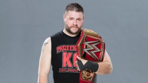 Kevin Owens as WWE Universal Champion 1