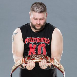 Kevin Owens as WWE Universal Champion 7