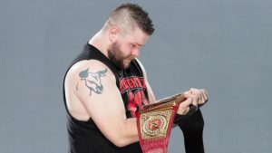 Kevin Owens as WWE Universal Champion 9
