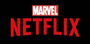Netflix Marvel TV banner