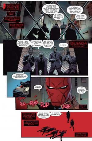 Red Hood & The Outlaws #1 DC Comics Rebirth 3