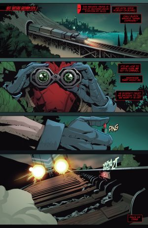 Red Hood & The Outlaws #1 DC Comics Rebirth 4