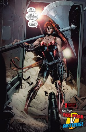 Red Hood & The Outlaws #1 DC Comics Rebirth 7