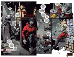 Red Hood and the Outlaws #1 DC Comics Rebirth spoilers preview 3